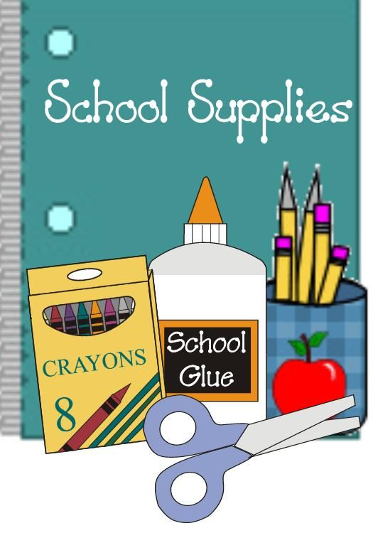 2019-2020 School Supply List Now Available