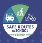 Photo of the Safe Routes to School logo.